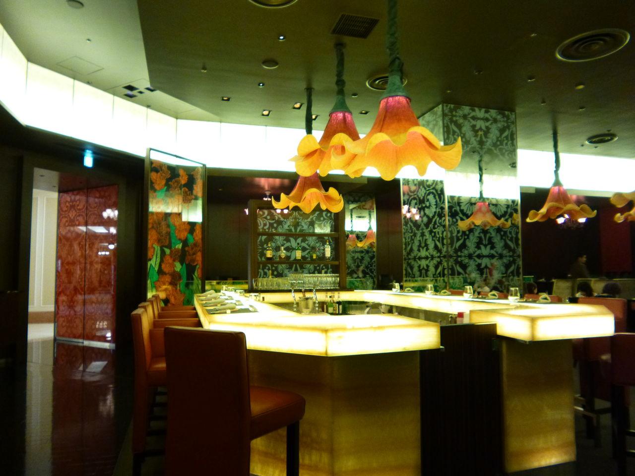 混雑知らずのお洒落レストラン「カンナ」ディズニーランドホテル