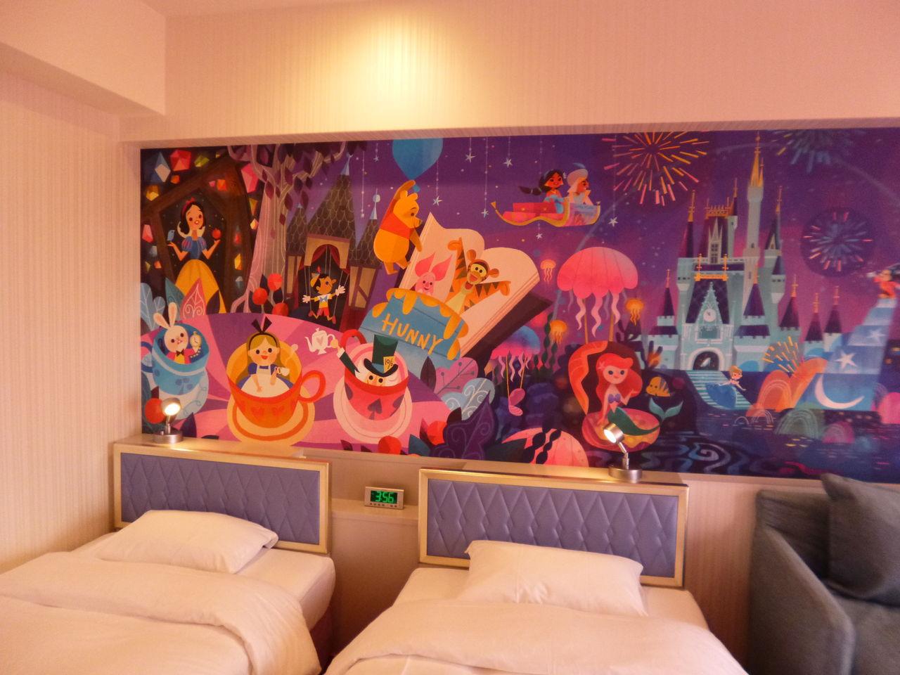 東京ディズニーセレブレーションホテル:ウィッシュ宿泊レポート