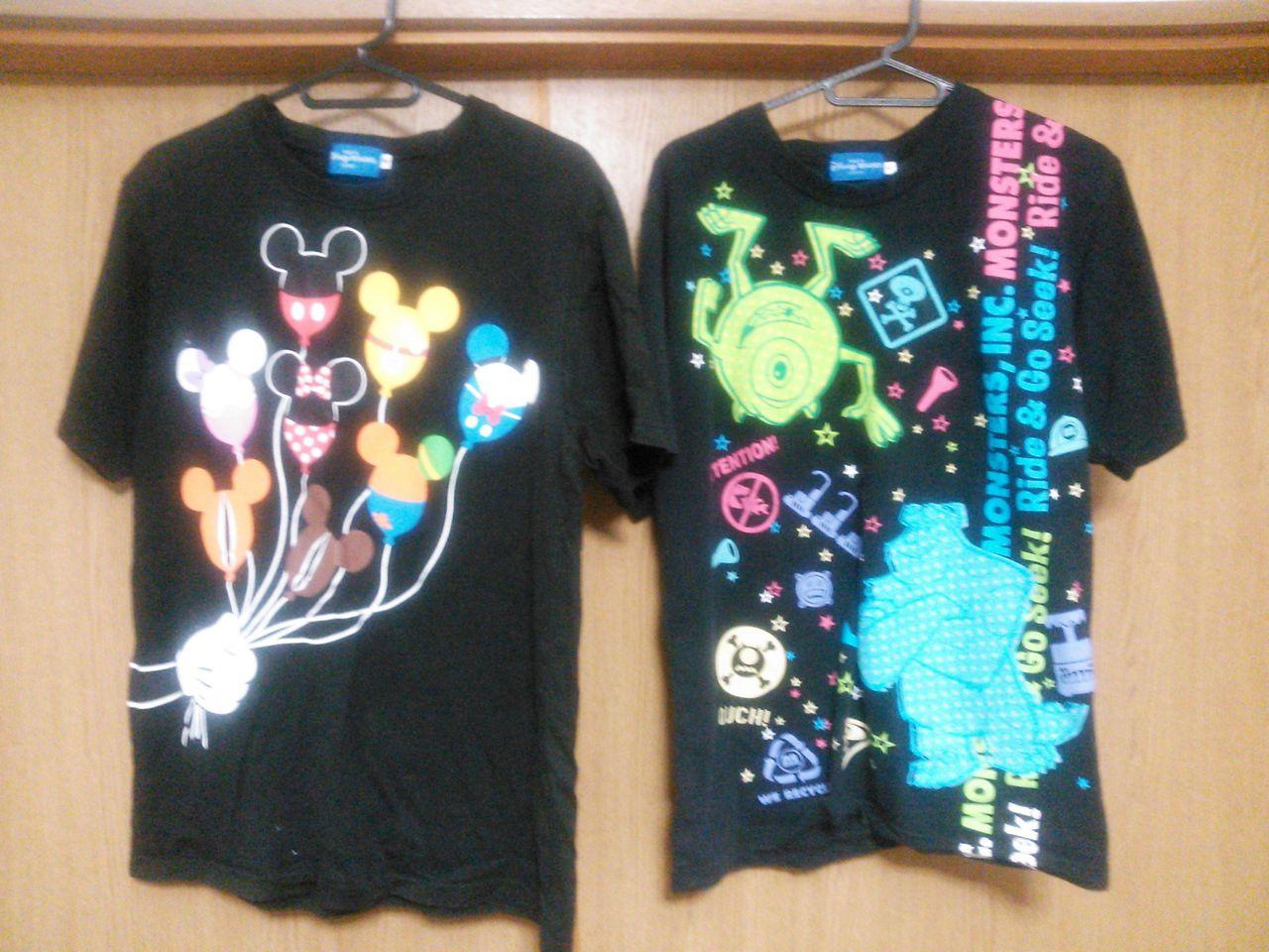 TDRで買ったTシャツどうしてます?