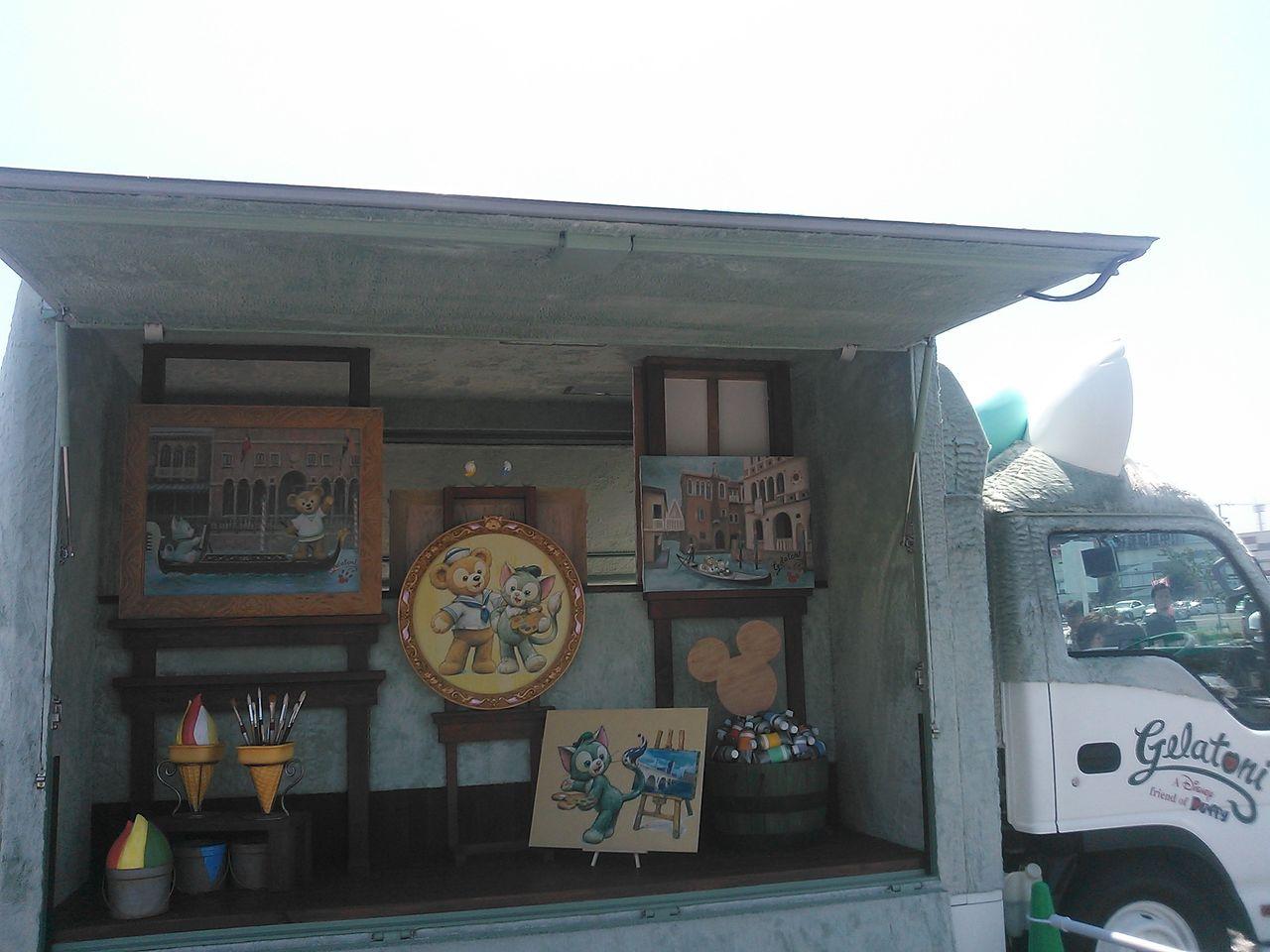 【新潟8/7ジェラトーニワゴン】全国各地を巡るジェラトーニの旅するアートギャラリーのレポ
