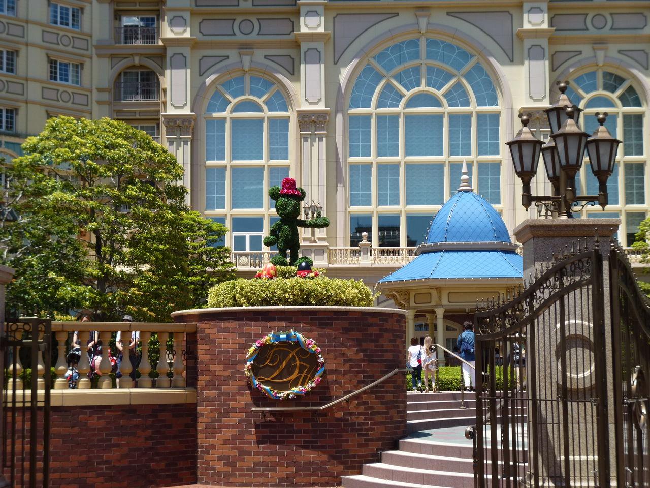 ディズニーランドホテルとホテルミラコスタの違いは?