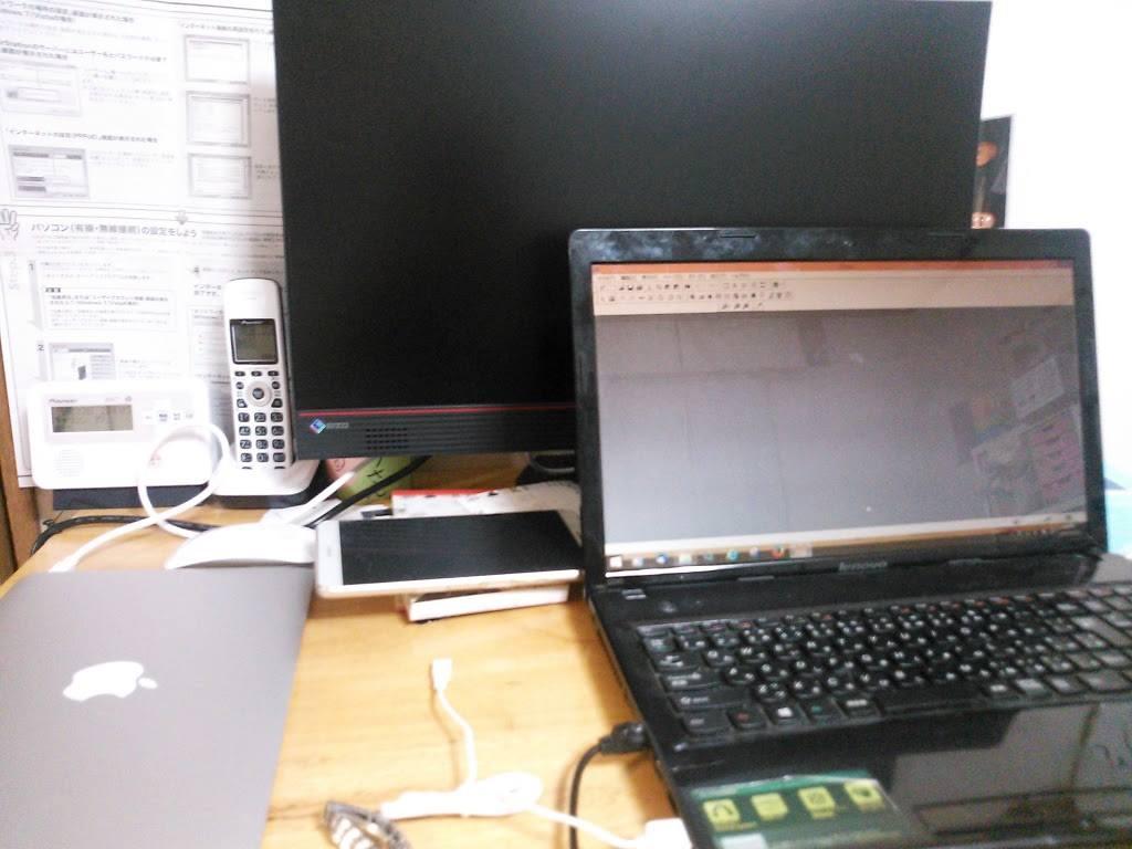 MacBook Airパソコン買いました