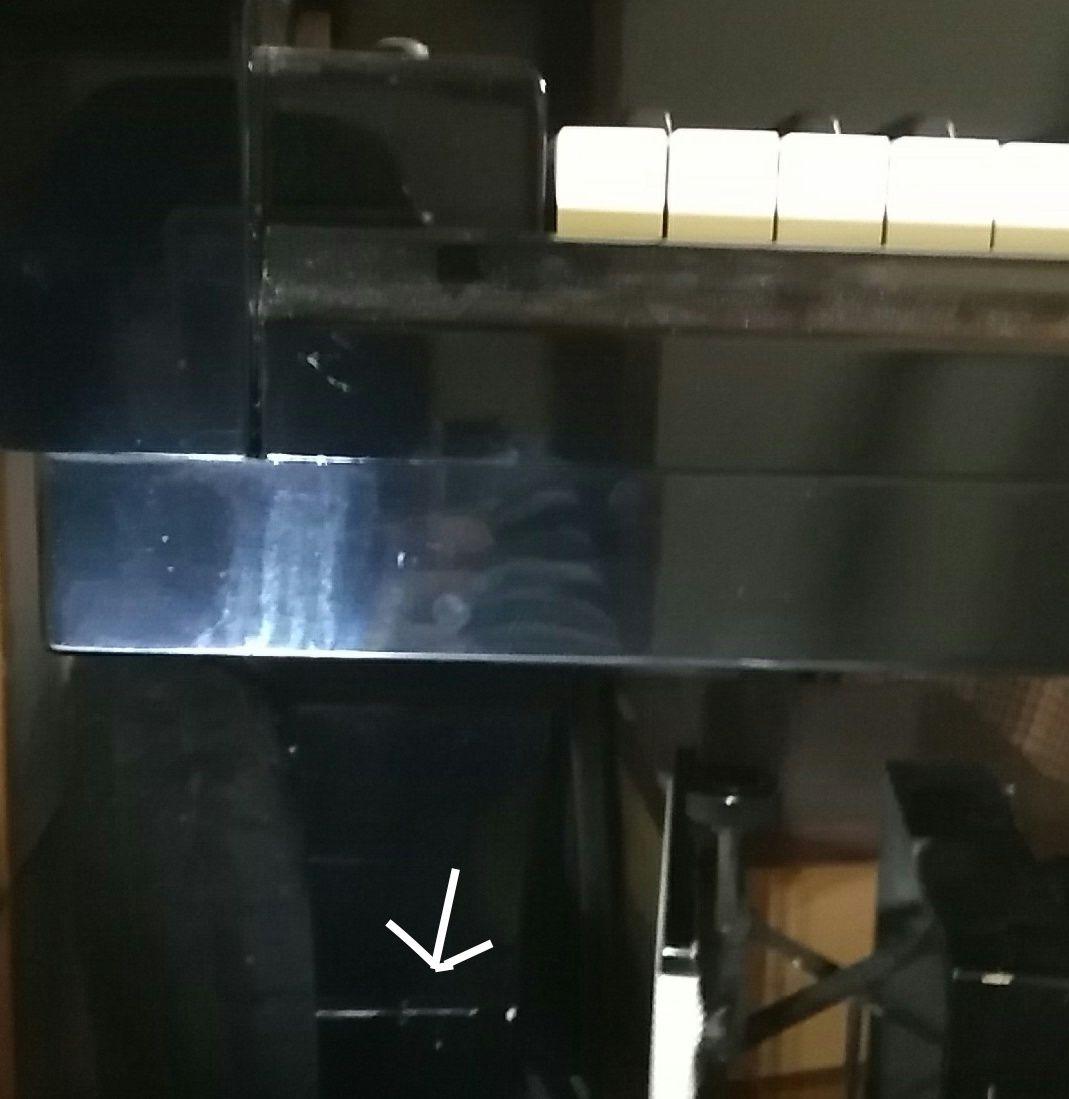 長く使い続けているもの:ヤマハグランドピアノC3